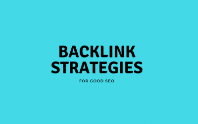 What are the best Backlink Strategies for the year 2018?