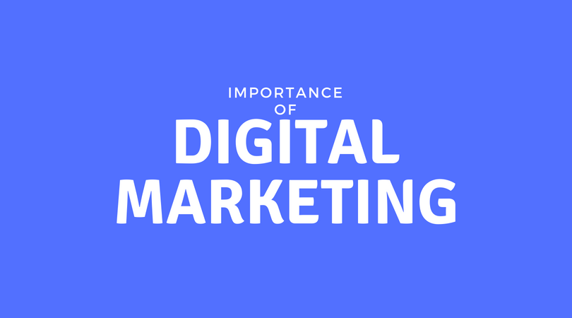 Why having a great Digital Marketing service is a significant factor?
