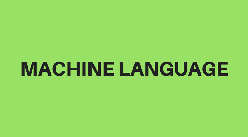 How is every sector of the industry is getting benefited by the Machine Language?
