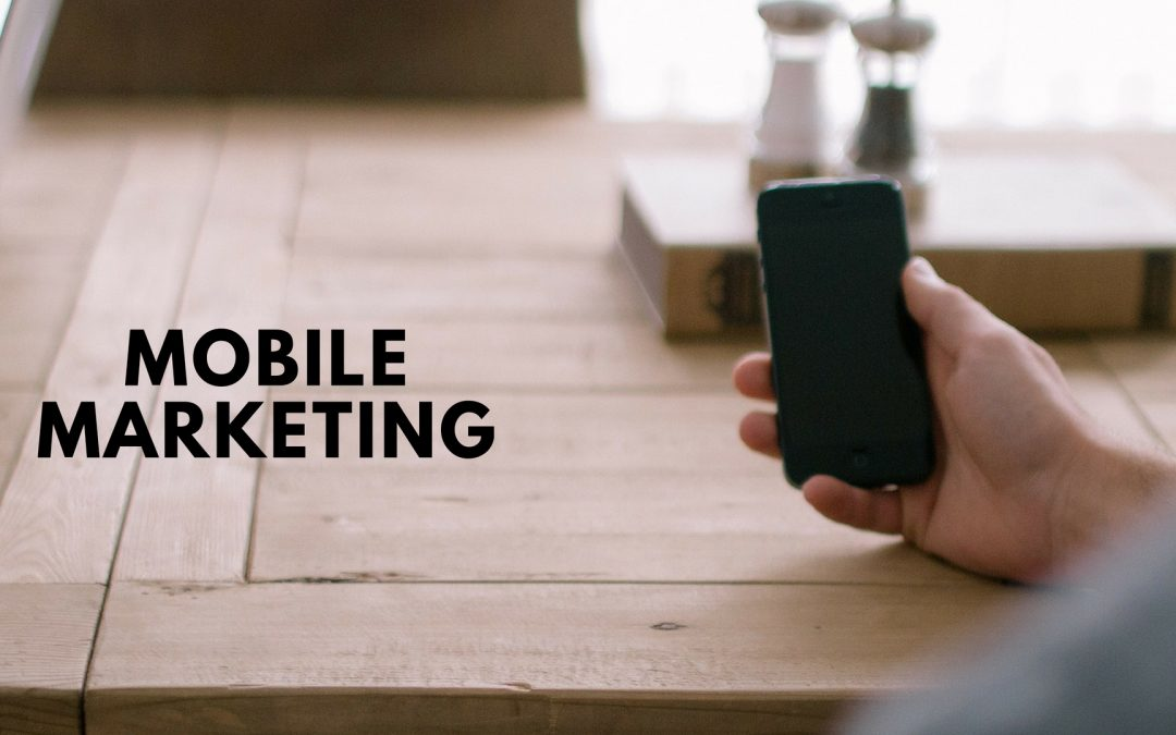 Mobile marketing? Is that still a thing? Ask the millennials!