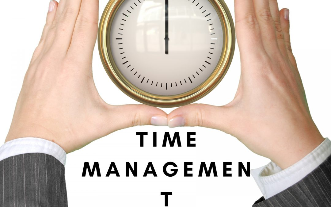 Why time management is the first basic trait required