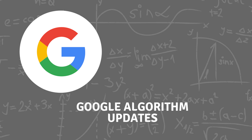 When and where to find the new Google algorithm updates