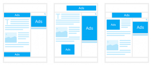 roi from your website: Adsense