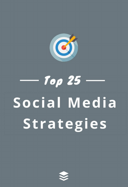 social media strategy ebook cover image