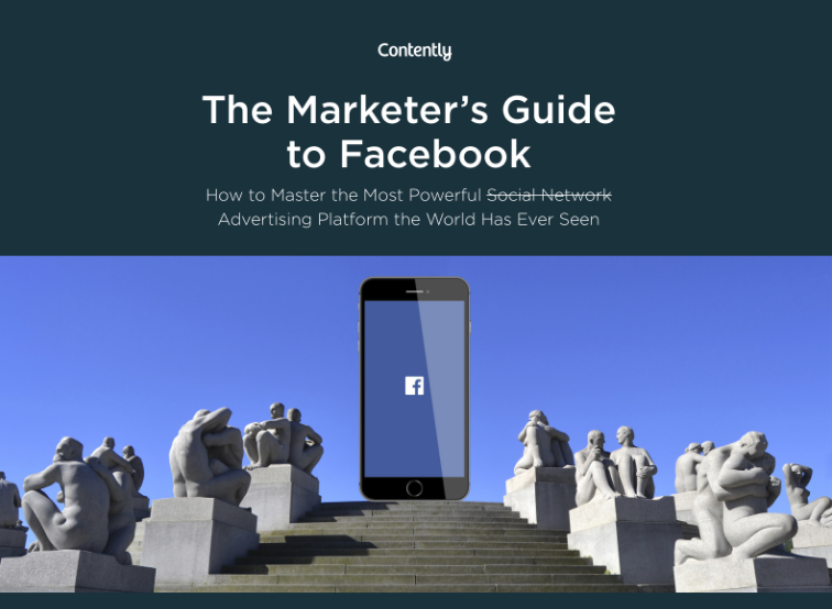 guide to facebook ebook image
