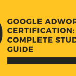 How do I get certified in Google AdWords Certification?