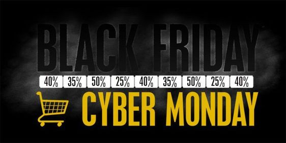 cyber minday and black friday marketing tips