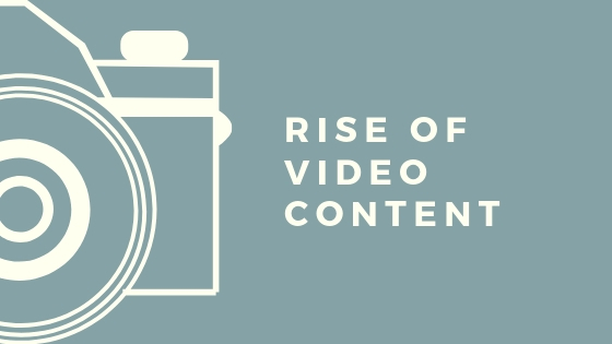 Video Content Rising: Are Text Content's Days Numbered?