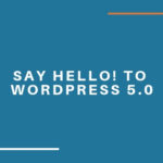 WordPress 5.0 Released: Quick view of New Features and Issues
