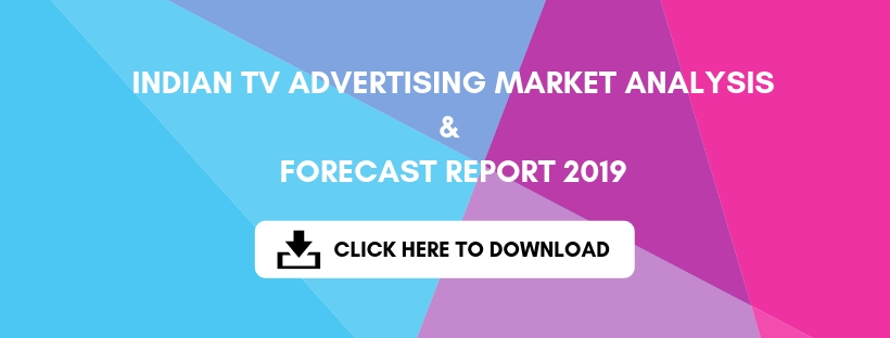 Indian TV Advertising Market Analysis forecast download