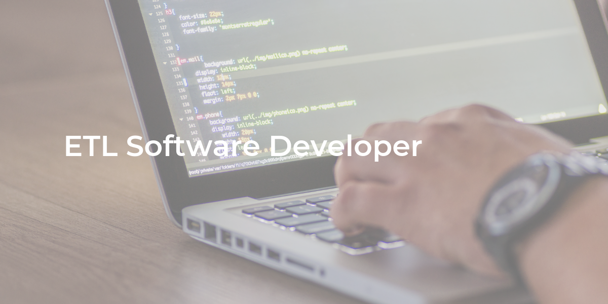 Skills & tool required to become an expert ETL software developer