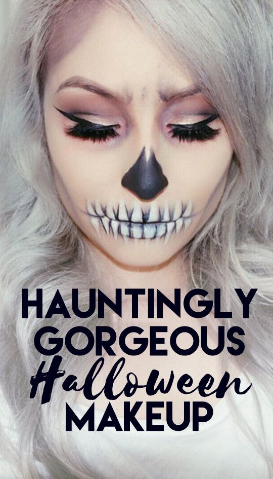 halloween make up ideas